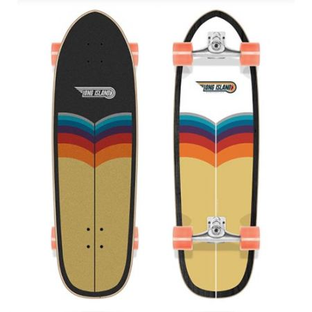 Surfskate Long Island Trestles 34