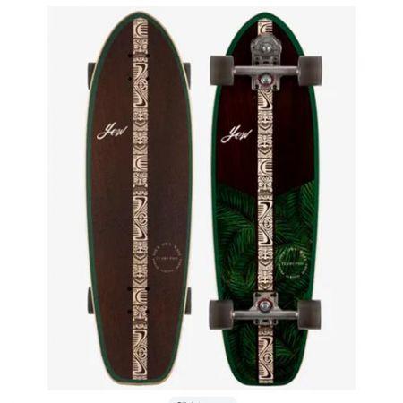 Surfskate Yow Teahupoo 34