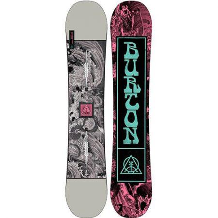 Tabla de snowboard Burton Descendant 2021
