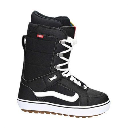 Botas de snowboard Vans Hi Standard Black 2021