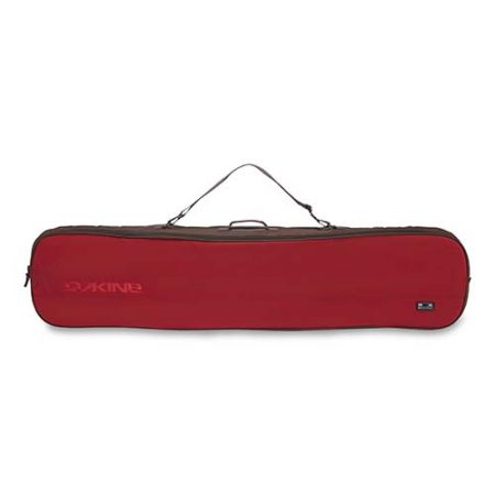 Funda de snowboard Dakine Pipe Bag deep red 2020