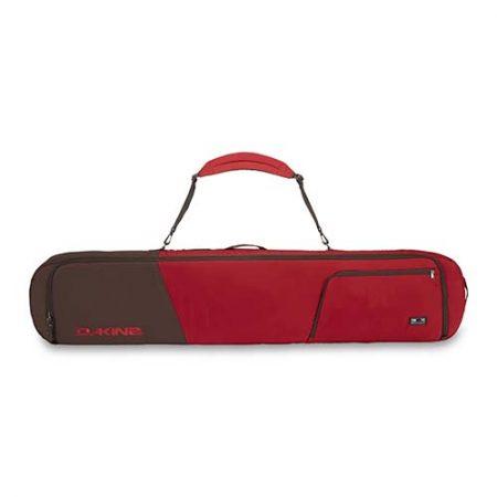 Funda de snowboard Dakine Tour Bag Deep red 2020