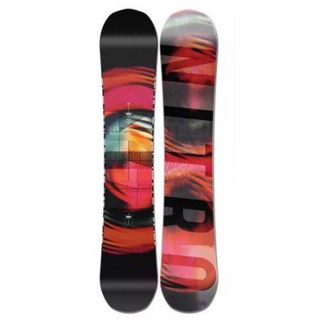 Pack de snowboard Nitro Cinema Staxx 2021