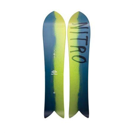 Tabla de snowboard Nitro Fintwin