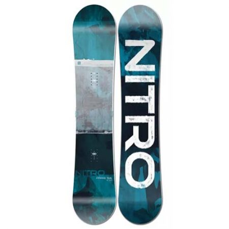 Tabla de snowboard Nitro Prime Overlay 2021