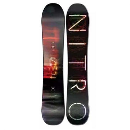 Tabla de snowboard Nitro SMP 2021