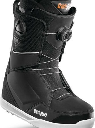 Botas de snowboard Thirtytwo Lashed Doble Boa 2021 Black