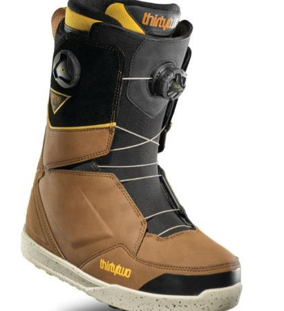 Botas de snowboard Thirtytwo Lashed Doble Boa 2021 Brown