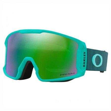 Gafas de snowboard Oakley Line Miner XM Celeste Jade