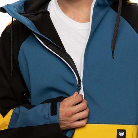 Chaqueta de snowboard 686 Waterproof Anorak 21