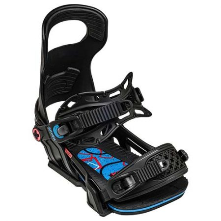 Fijaciones de snowboard Bent Metal Logic Black 2021