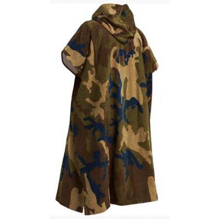Poncho Billabong Hooded Towel Camo