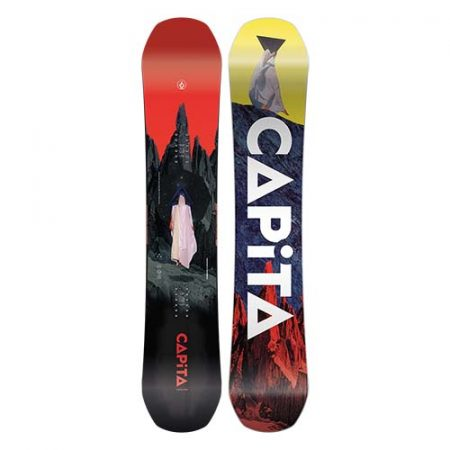Tabla de snowboard Capita DOA Defenders of Awesome 2021