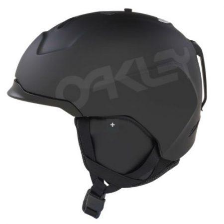 Casco de snowboard Oakley Mod3 Factory Pilot Negro
