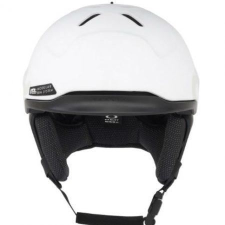 Casco de snowboard Oakley Mod3 Factory Pilot Blanco