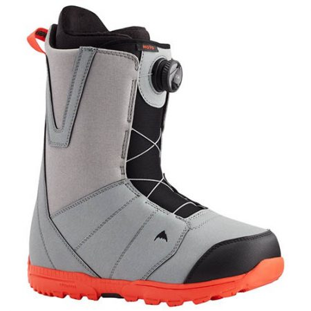 Botas de snowboard Burton Moto BOA Gray 2021