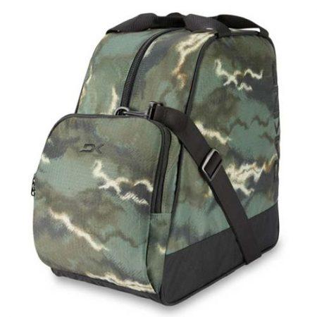 Funda de botas dakine Boot Bag Olive Ashcroft Camo