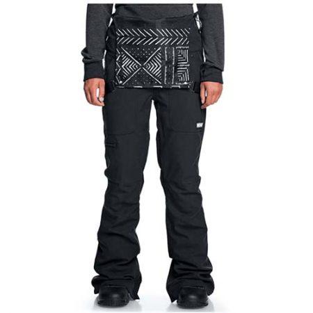 Peto de snowboard DC Collective Bib negro