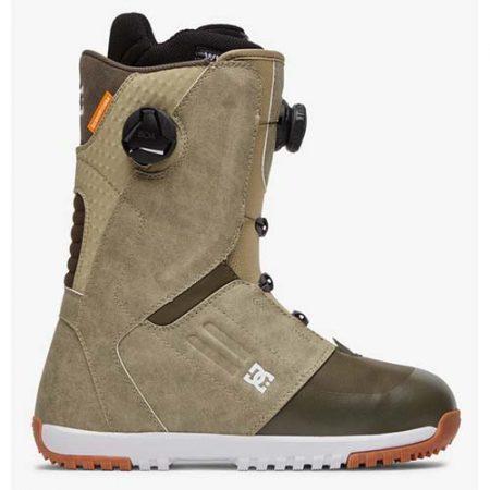 Botas de snowboard DC Control Tan 2021