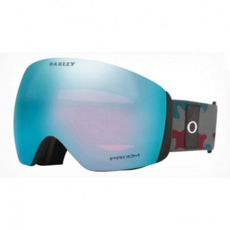 Gafas de snowboard Oakley Flight Deck Grenache Shappire