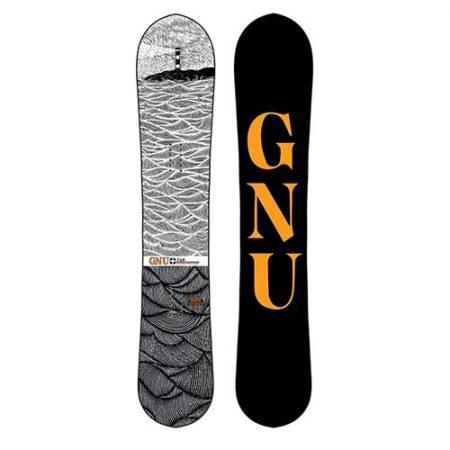 Tabla de snowboard GNU Asym T2B 2021