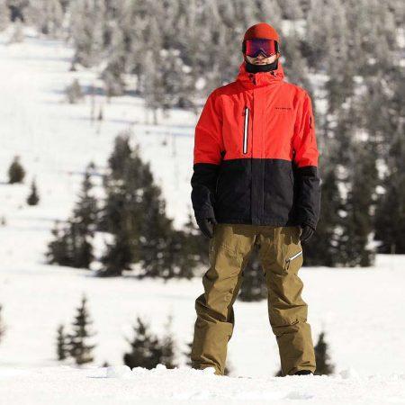 Chaqueta de snowboard Horsefeathers Ripple