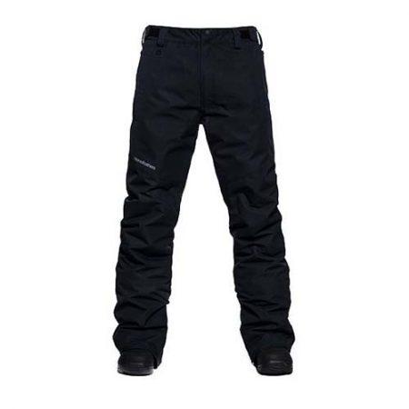 Pantalones de snowboard Horsefeathers Spire Black 21