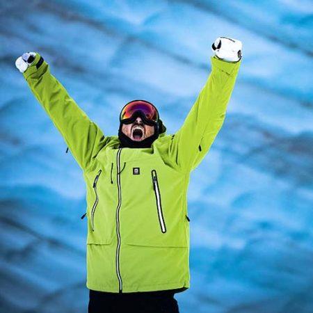 Chaqueta de snowboard Horsefeathers Ymir Tyler
