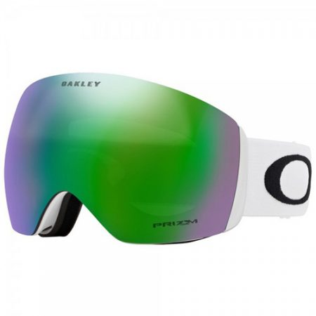 Gafas de snowboard Oakley Flight White Jade