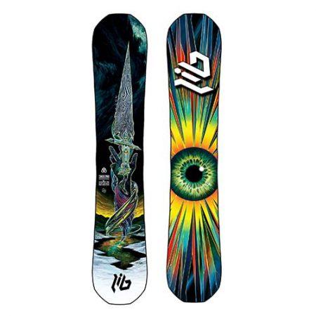 Tabla de snowboard Lib Tech Travis Rice Pro C2 2021