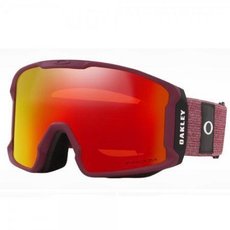Gafas de snowboard Oakley Line Miner XL Grenache Torch