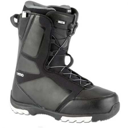 Botas de snowboard Nitro Sentinel Black 2021
