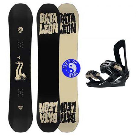 Pack de snowboard Bataleon Blow 2021