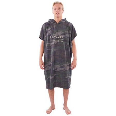 Rip curl Poncho Mix Up verde camo