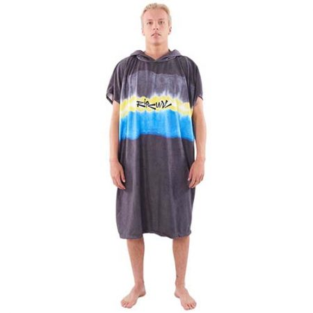 Rip curl Poncho Mix Up amarillo