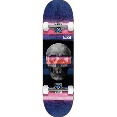 Skateboard completo Tricks Skull