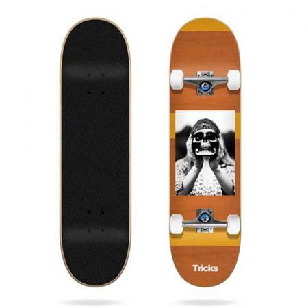 Skateboard completo Tricks Hippie