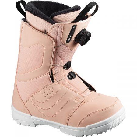 Botas de snowboard Salomon Pearl BOA Tropical 2021