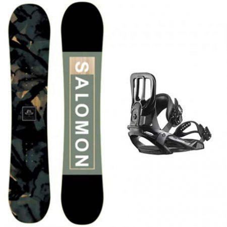 Pack de snowboard Salomon Pulse LTD Maker 2021