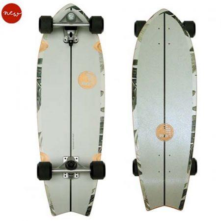 Surfskate Slide Fish Pavones 32