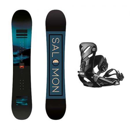 Pack de snowboard Salomon Pulse Rhythm 2021