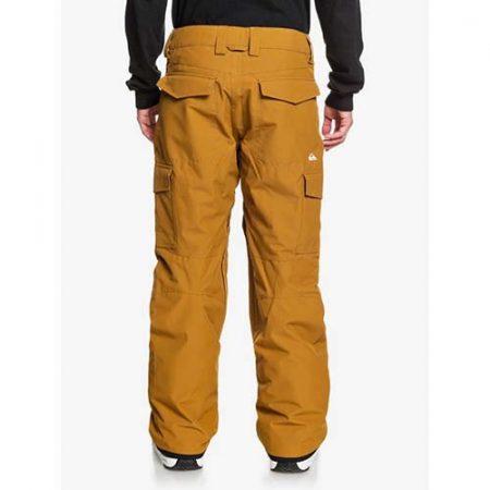 Pantalón de snowboard Quiksilver Porter Bronce 2021