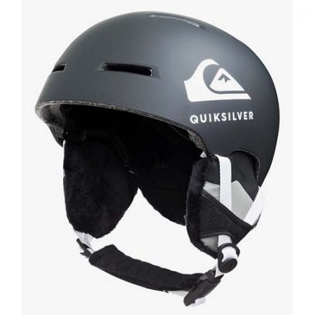 Casco de snowboard Quiksilver Theory negro
