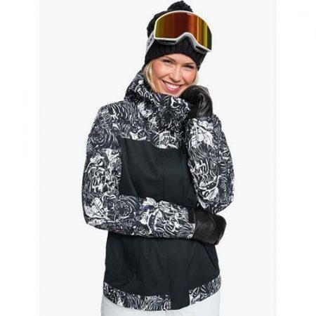 Chaqueta de snowboard Roxy Jetty Block Tigger 2021