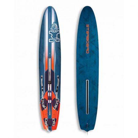 Tabla de windsurf Starboard Phantom 377 L Reflex Carbon 2021