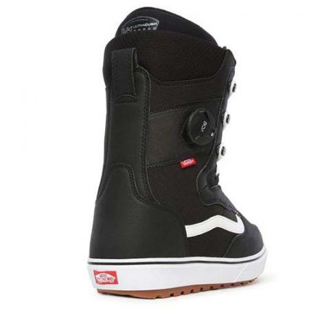 Botas de snowboard Vans Invado OG Black 2021