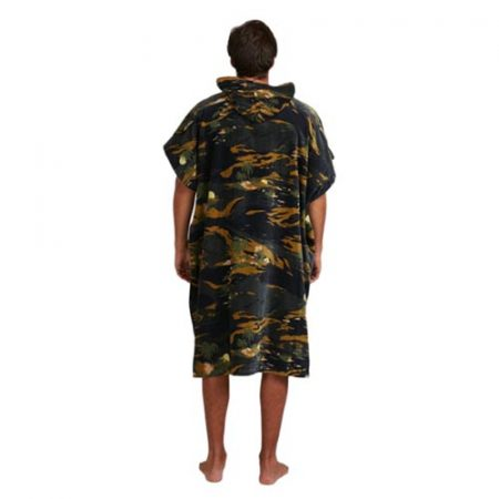 Poncho Billabong Hooded Towel Camuflaje