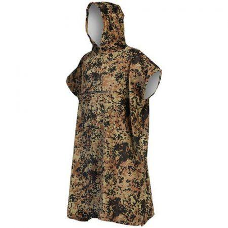 Poncho Billabong Hooded Towel Camuflaje