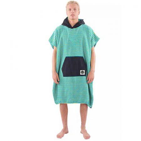 Poncho toalla Rip Curl Surf Sock Azul