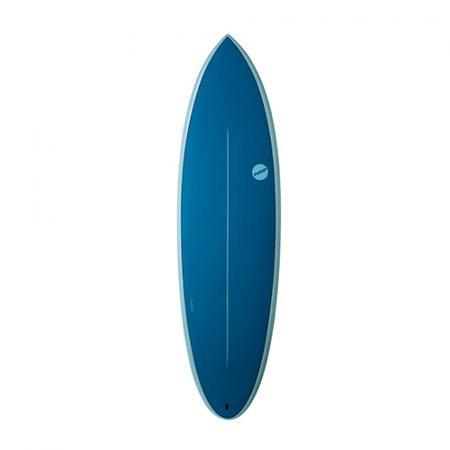 Tabla de surf NSP Elements HDT Hybdrid Short Blue